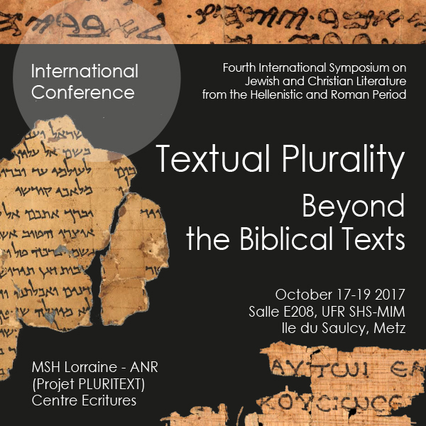 Textual Plurality Beyond the Biblical Texts